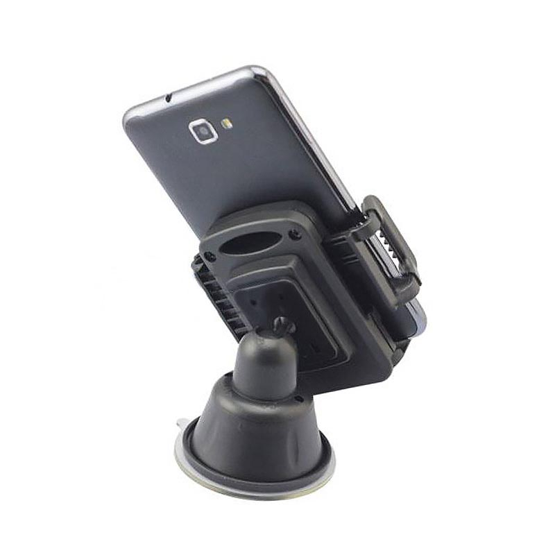Βάση στήριξης κινητών, κάμερας και GPS για το αυτοκίνητο με βεντούζα - OEM 20743