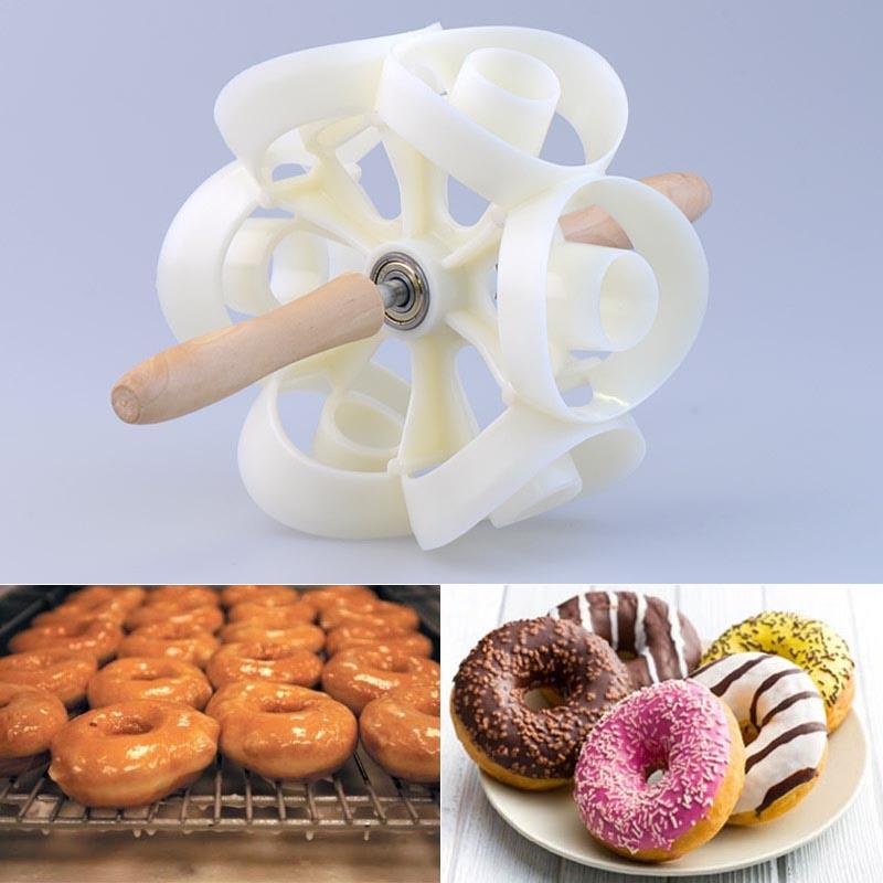 Εργαλείο για την παρασκευή ντόνατς - OEM 21636 Revolving Donuts Cutter