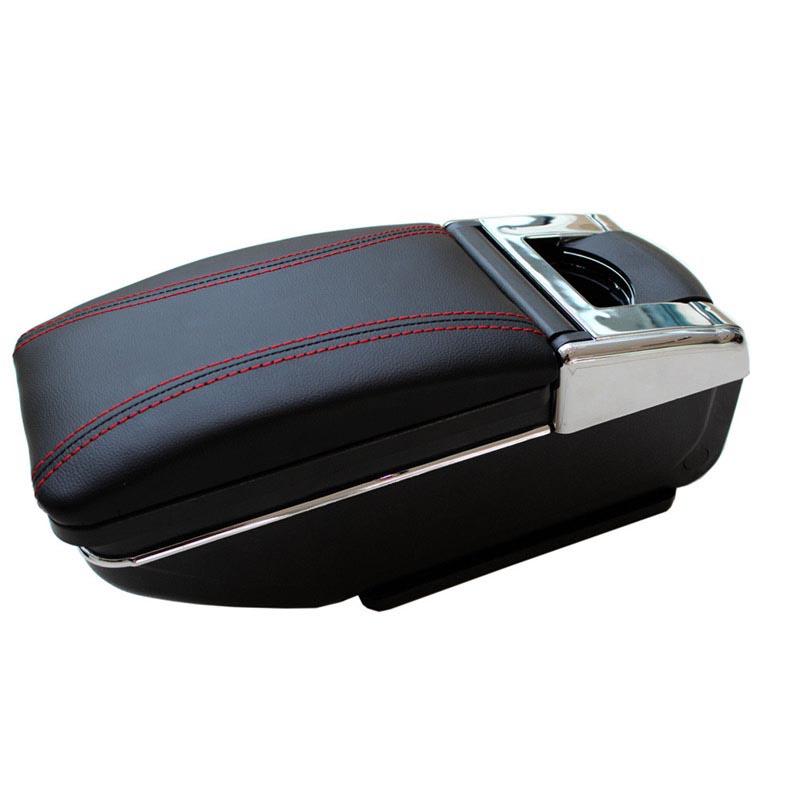 Κονσόλα χειροφρένου - universal τεμπέλης αυτοκινήτου με ποτηροθήκη και σταχτοδοχείο - OEM PL 77748 - 25045