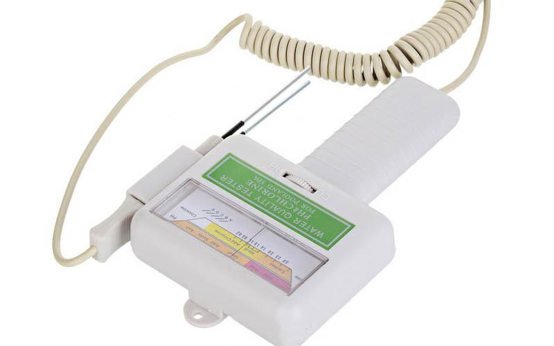 Όργανο μέτρησης PH και χλωρίου για τον έλεγχο του νερού - PC-101 - OEM 25148