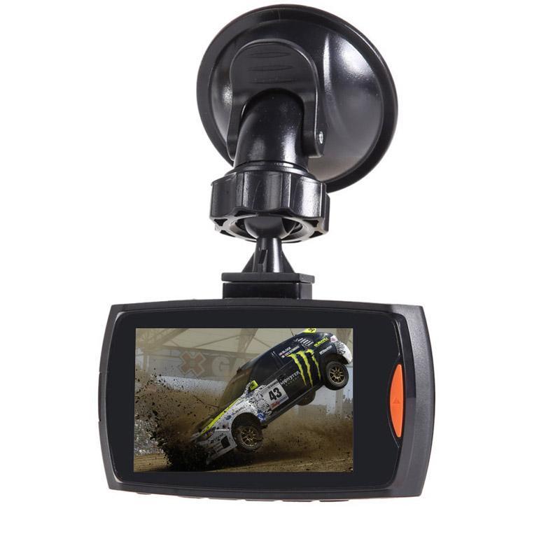"""Κάμερα/DVR αυτοκινήτου VGA με LCD οθόνη 2.7"""", νυχτερινή λήψη και αισθητήρα κίνησης - OEM 31034"""