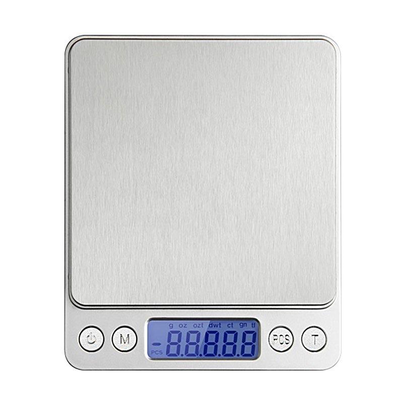 Ψηφιακή ζυγαριά ακριβείας 0,1gr - 2000gr - Constant 14192-620C - 31664
