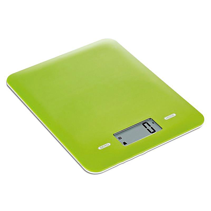 Ψηφιακή ζυγαριά κουζίνας 5kg/1g με LCD οθόνη - Constant 14192-294B - Πράσινο - 1252 32567