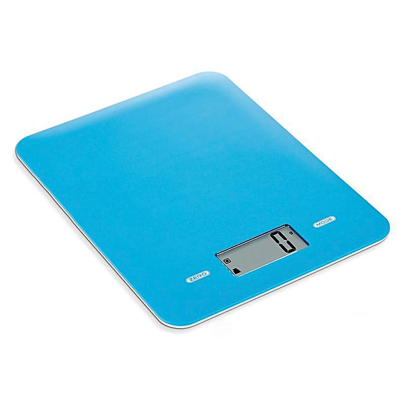 Ψηφιακή ζυγαριά κουζίνας 5kg/1g με LCD οθόνη - Constant 14192-294B - Μπλε - 1252 32569