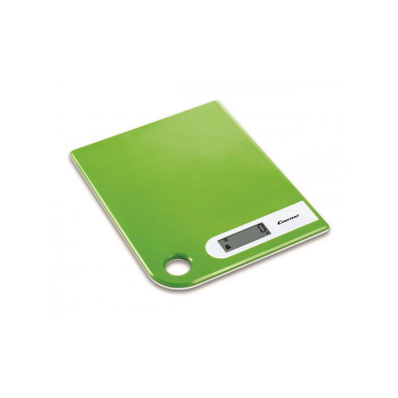 Ψηφιακή ζυγαριά κουζίνας Super Slim 5kg/1g με LCD οθόνη - Constant 14192-286B 51088-Πράσινο - 1252 32572 + Πράσινο