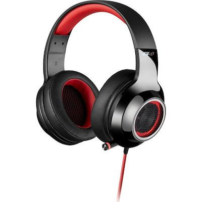 Headset Edifier G4 7.1 Black/Red USB