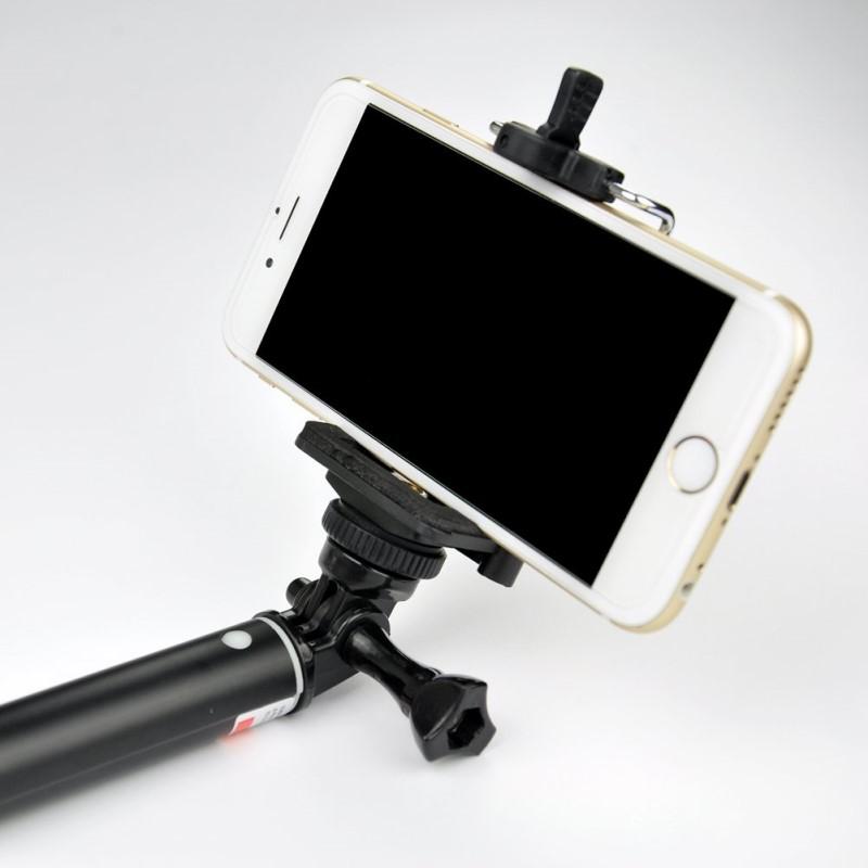 Βάση κινητού - αντάπτορας για τρίποδο και selfie stick - 1252 35417
