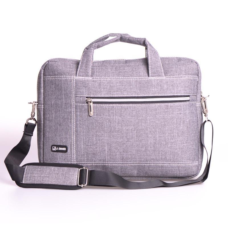 Τσάντα για laptop έως 14 - Γκρι - J. QMEI - 1291 35665