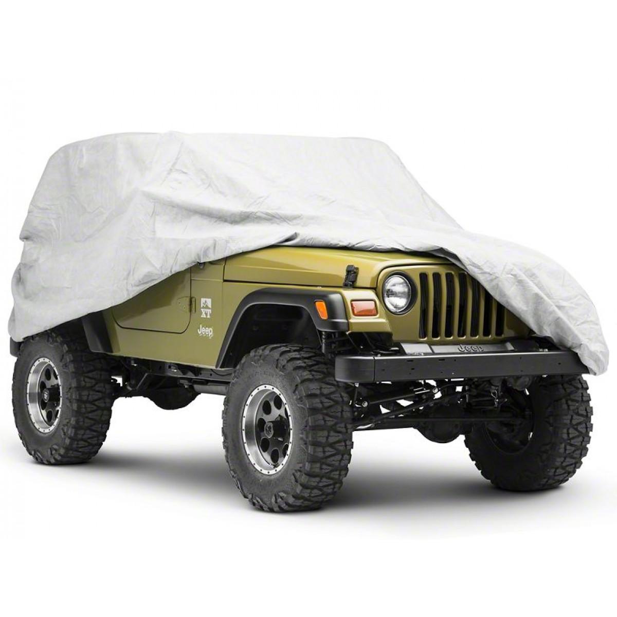 Αδιάβροχη κουκούλα αυτοκινήτου - XXL - 1252 35684