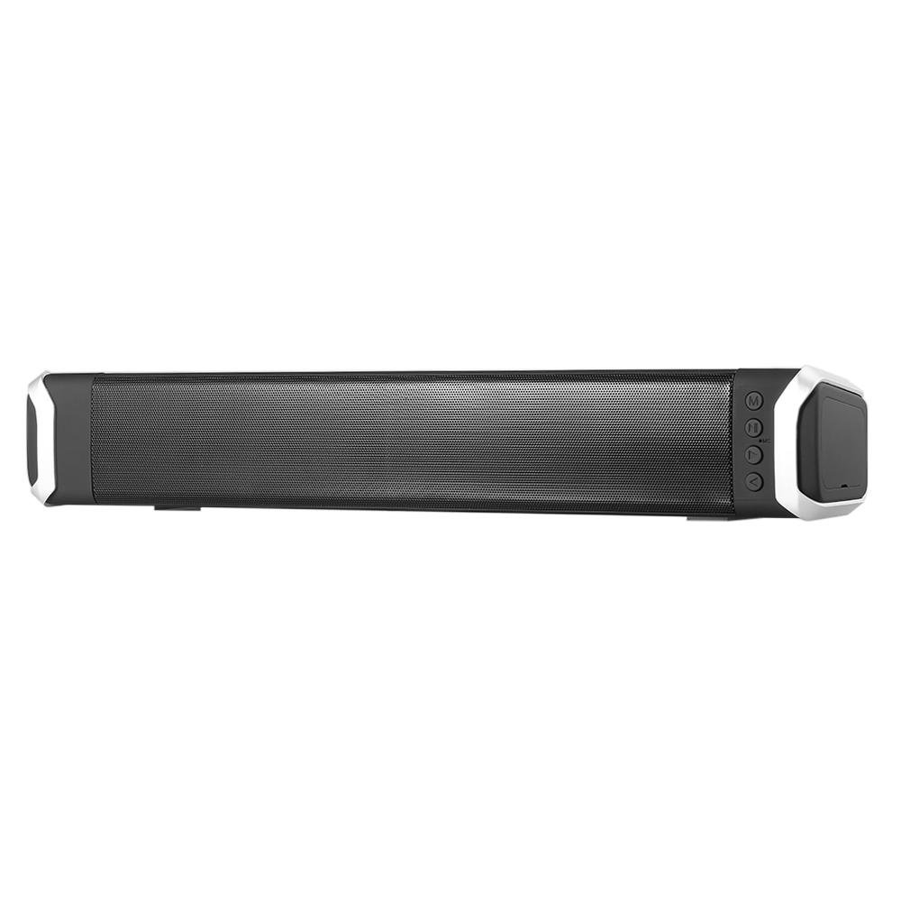 Soundbar με Bluetooth 2.1 / Ραδιόφωνο / θύρες USB / TF Card / AUX - New Rixing NR-2017 - 51083 [Μπλε]