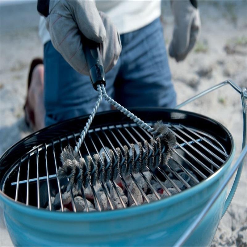 Βουρτσάκι καθαρισμού ψησταριάς - OEM Handy Grill Brush - 51300