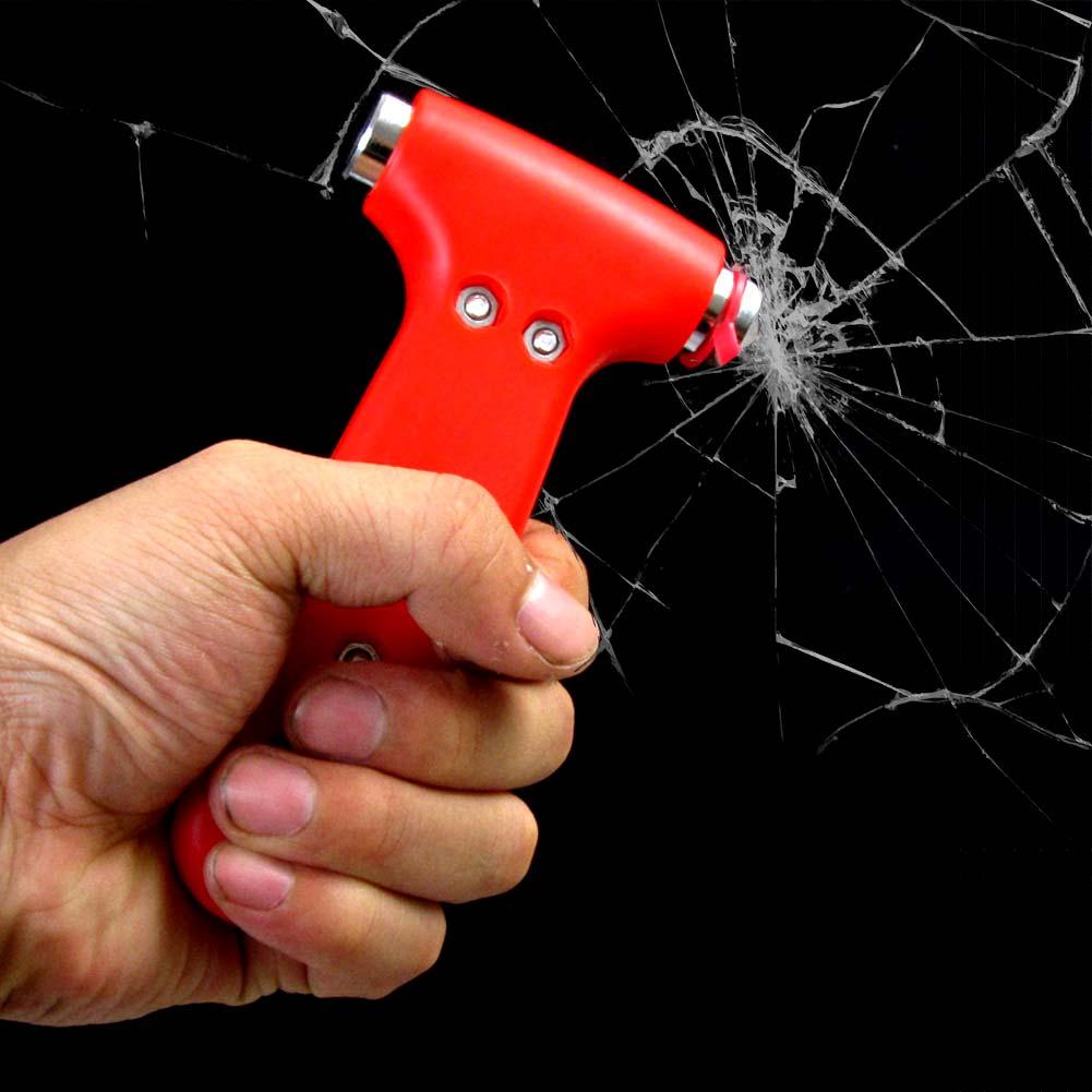 Σφυράκι ασφαλείας απεγκλωβισμού 2 σε 1 για θραύση κρυστάλλων με κόφτη ζώνης - OEM 51355