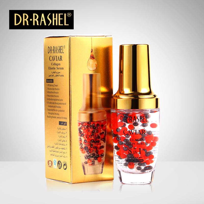 Αντιγηραντικός ορός Caviar elastin serum για το πρόσωπο με κολλαγόνο 40ml - Dr.Rashel DRL-1253 - 51965