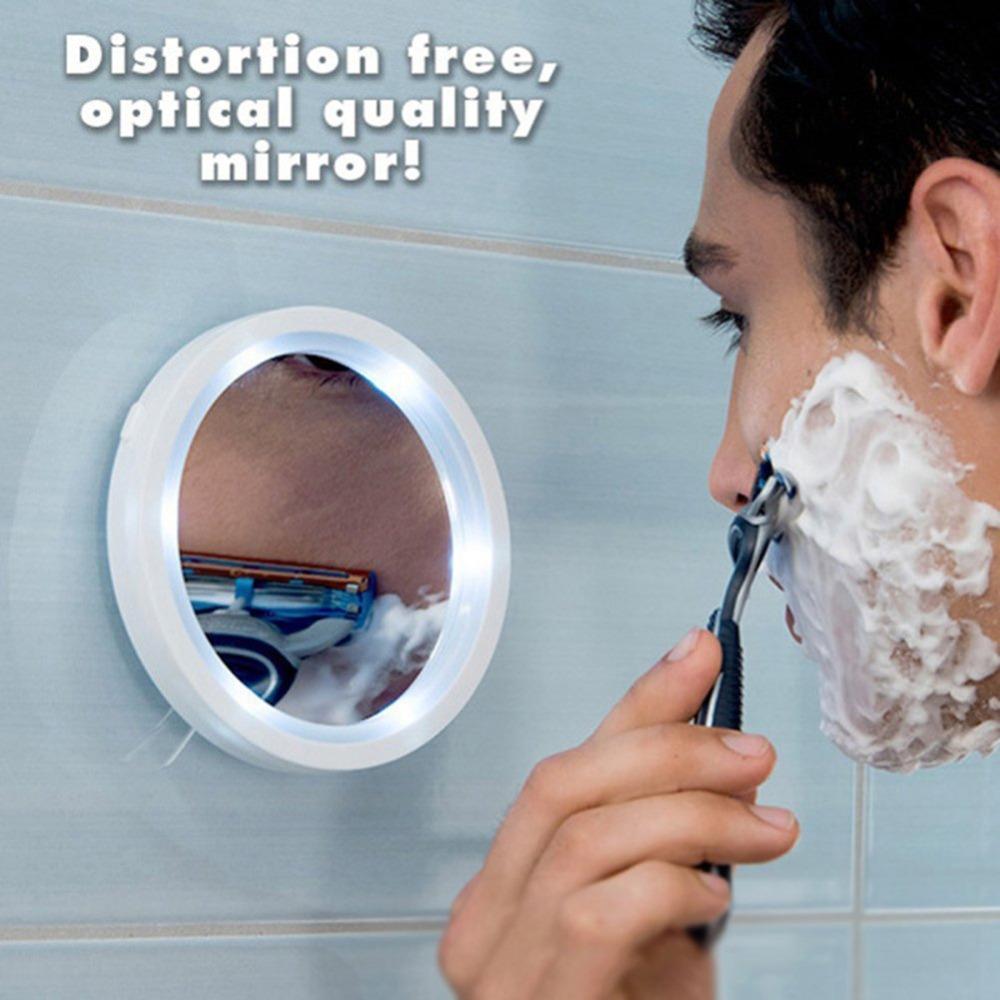 Μεγεθυντικός καθρέφτης με φωτισμό led - Swivel Brite - ΟΕΜ 52209