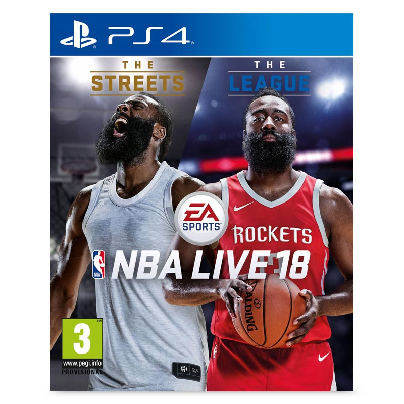 NBA Live 18 (The One Edition) PS4 - Sony 52359