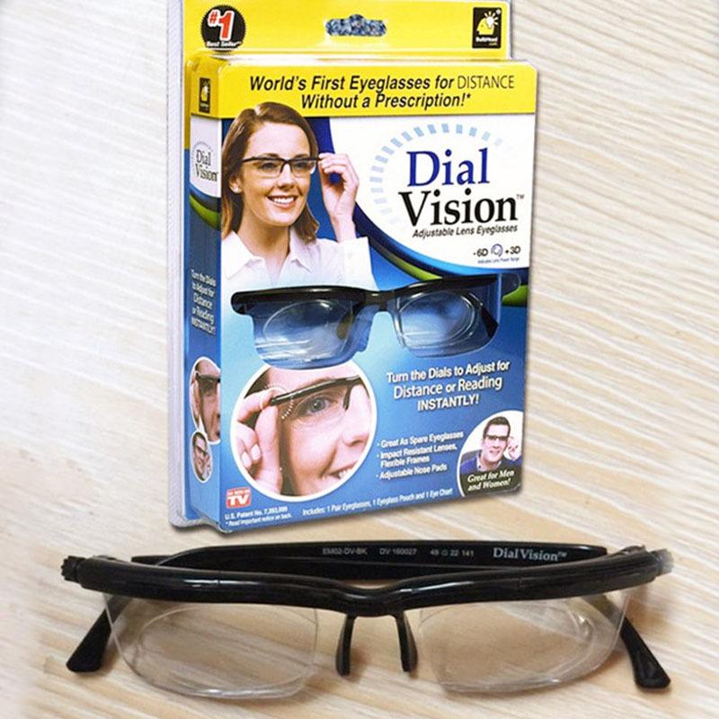 Ρυθμιζόμενα γυαλιά όρασης - Dial Vision - OEM 52451