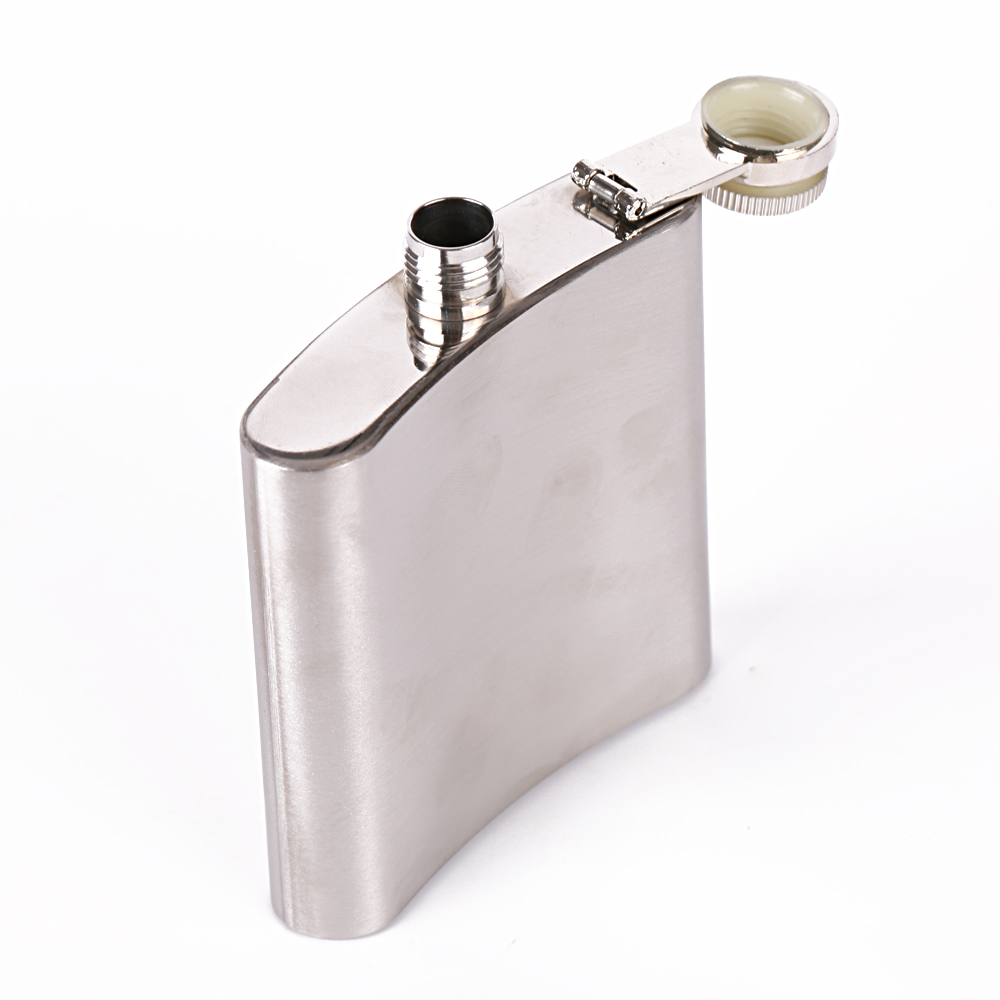 Ανοξείδωτο φλασκί ποτού 180ml - ΟΕΜ 52529