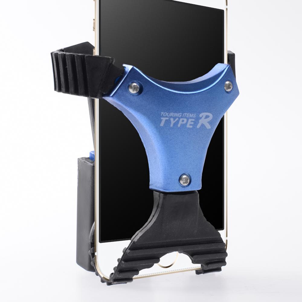 Βάση κινητού για τον αεραγωγό του αυτοκινήτου PL-038 – Μπλε - Carsun 52559