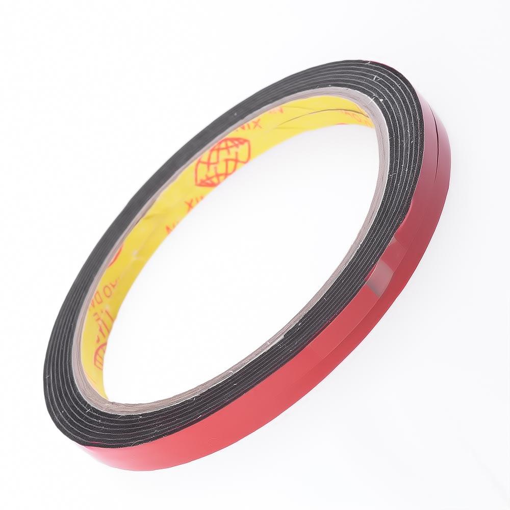 Αυτοκόλλητη ταινία 2m/16mm για τη διακόσμηση του αυτοκινήτου - Χρώμιο - Carsun LA-010 - 52625
