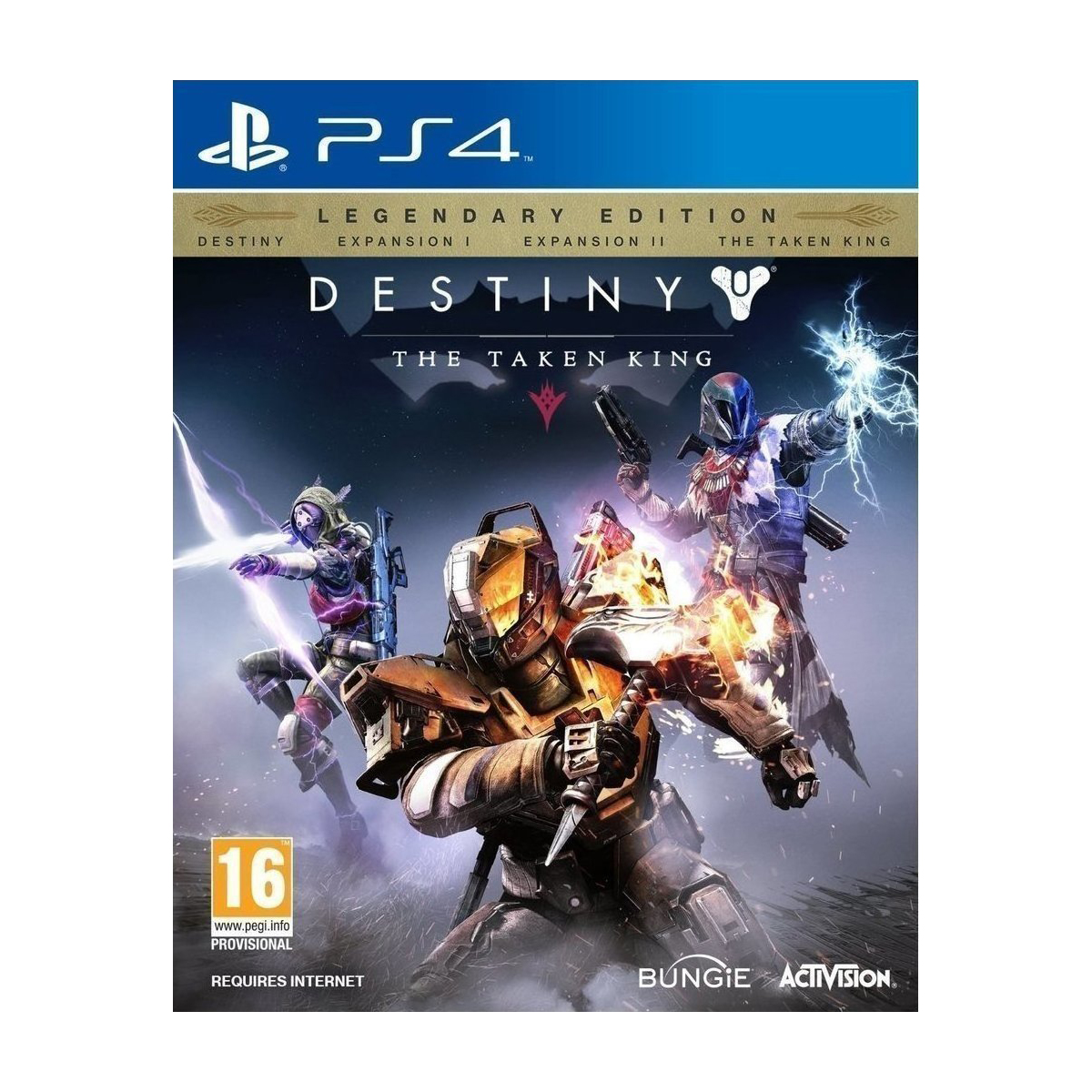 Destiny The Taken King Legendary Edition PS4 - OEM 52657