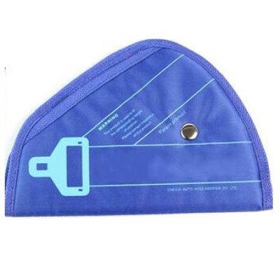 Κάλυμμα για τη ζώνη ασφαλείας στο αυτοκίνητο - Μπλε - LA-374 - Carsun 52724