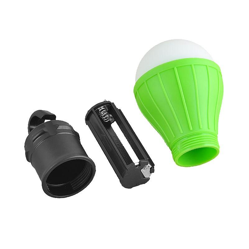 Λαμπτήρας LED σκηνής με γατζάκι - Πράσινο - OEM 530748 - 53078