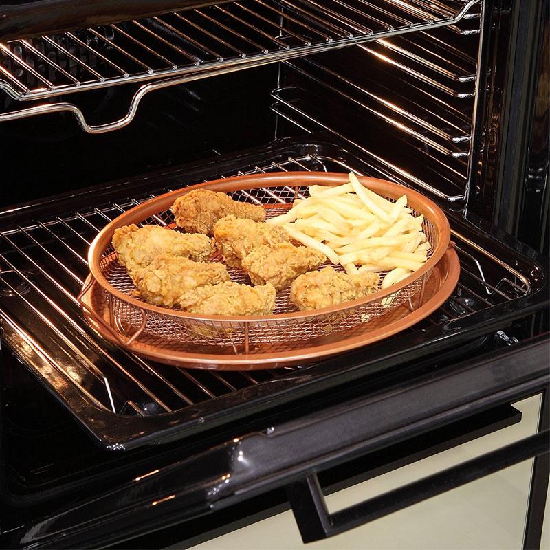 Αντικολλητικό σκεύος ψησίματος στο φούρνο με δίσκο - OEM 53163