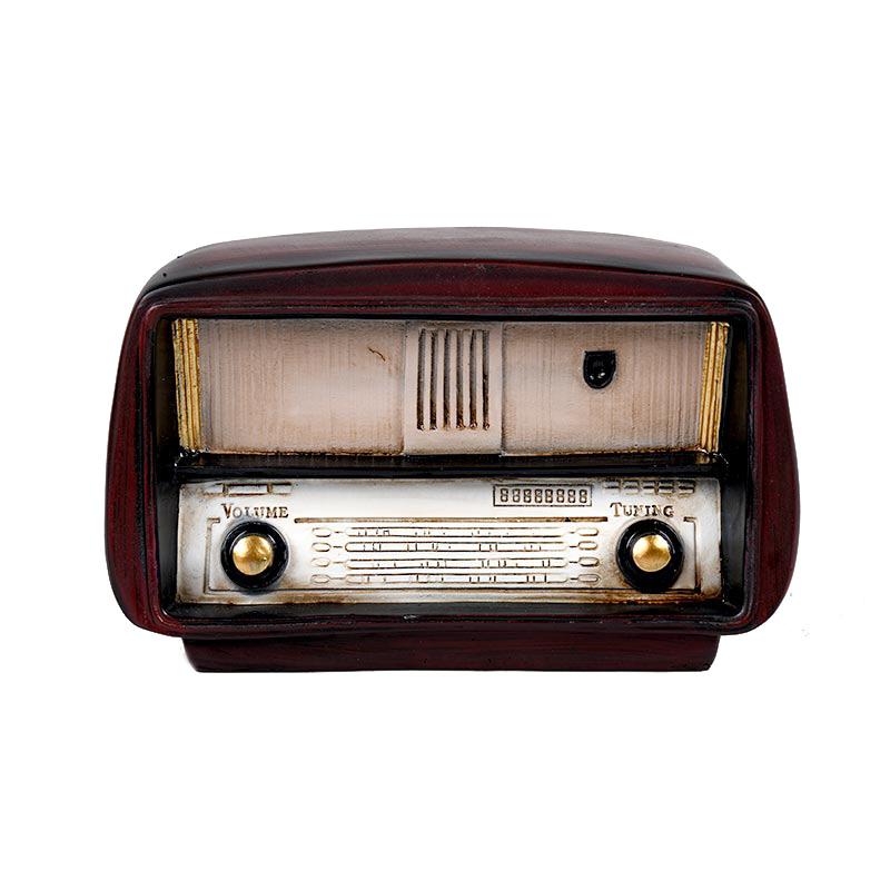 Vintage διακοσμητικό χώρου - Ραδιόφωνο - OEM 53778