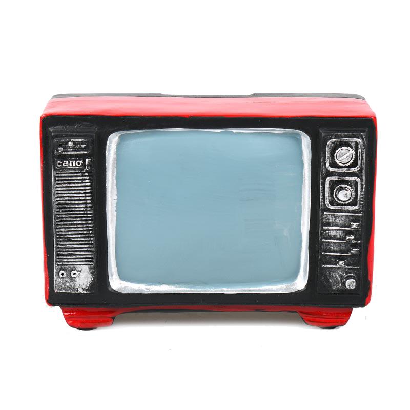 Vintage Διακοσμητική Τηλεόραση - Μινιατούρα - OEM 53853