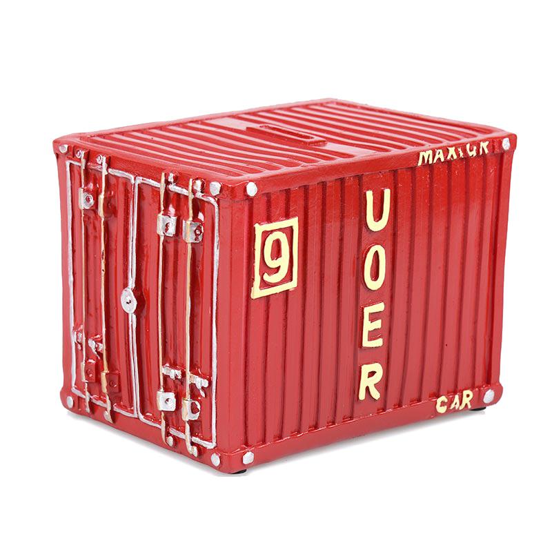 Διακοσμητικός Κουμπαράς - Container - ΟΕΜ 1252 34824