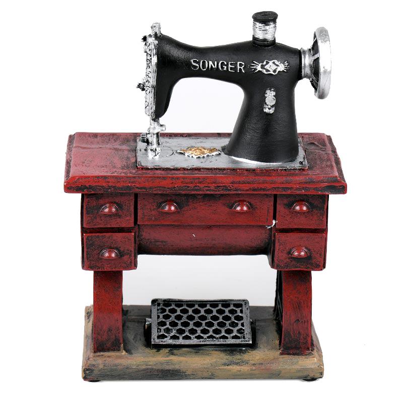 Διακοσμητική Vintage Ραπτομηχανή - OEM 53856