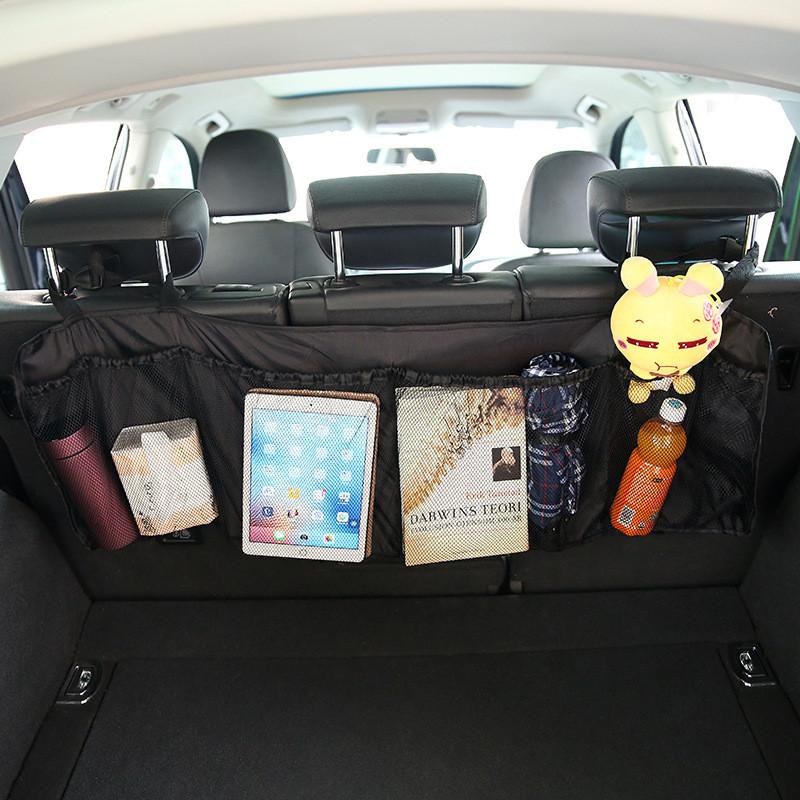 Κρεμαστή θήκη οργάνωσης για το πορτ μπαγκάζ αυτοκινήτου -  34938
