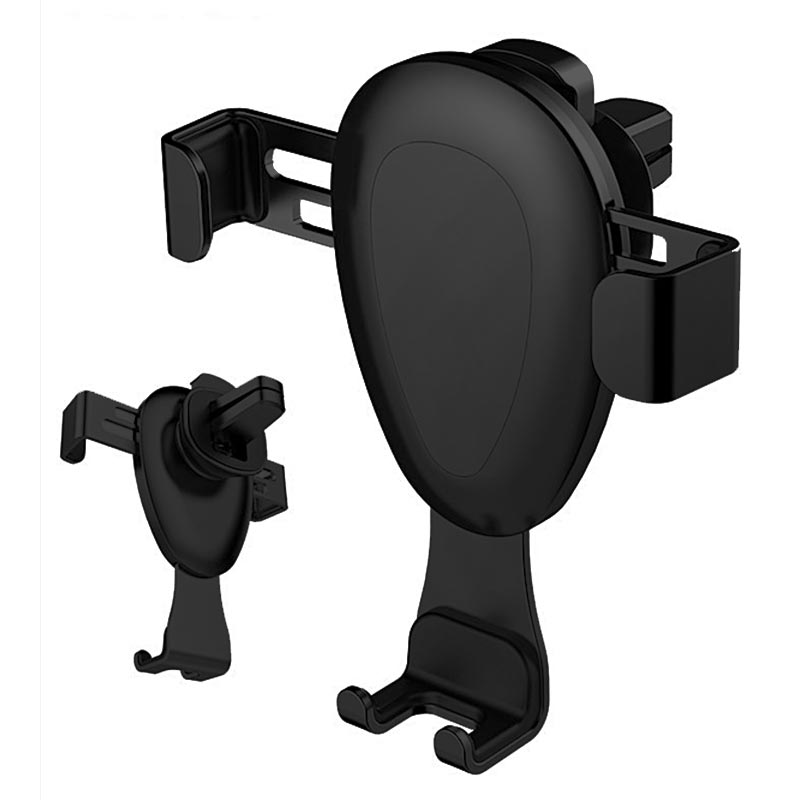 Βάση στήριξης κινητού για τον αεραγωγό του αυτοκινήτου - Μαύρο - OEM 53972