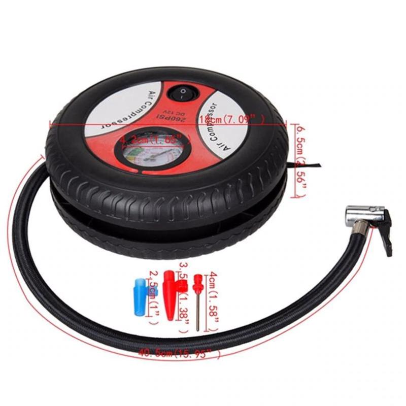 Φορητή ηλεκτρική τρόμπα αυτοκινήτου - OEM 53986