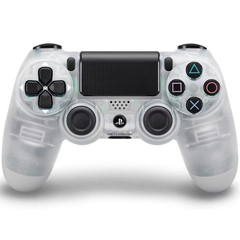 Sony DualShock 4 χειριστήριο Crystal (Version 2) - OEM 54175