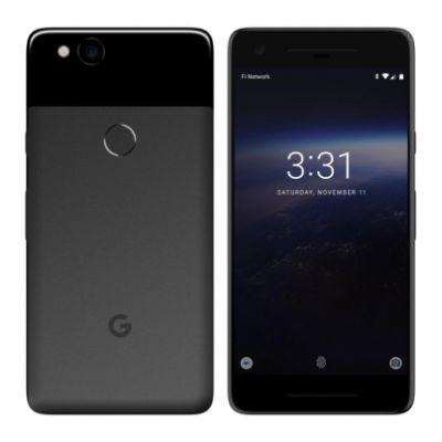 Google Pixel 2 64GB Just Black UK  (Αγγλικός Φορτιστής + Αντάπτορας) Πληρωμή έως 12 δόσεις