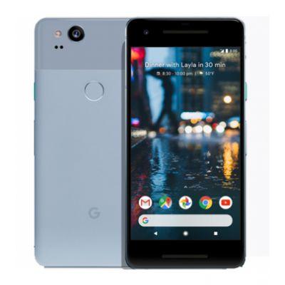 Google Pixel 2 64GB Kinda Blue UK  (Αγγλικός Φορτιστής + Αντάπτορας) Πληρωμή έως 12 δόσεις