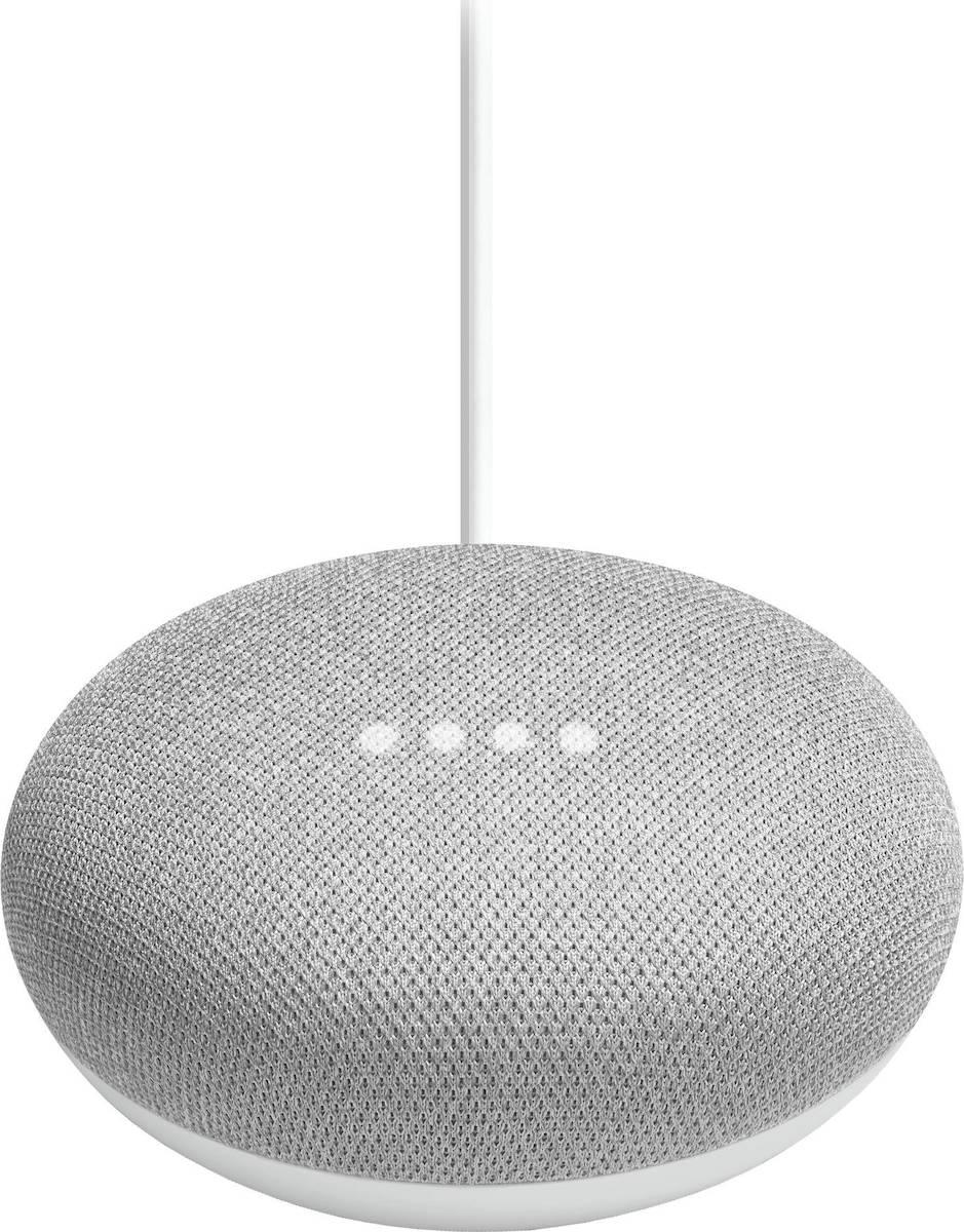 Google Home Mini Bluetooth Ηχείο Chalk