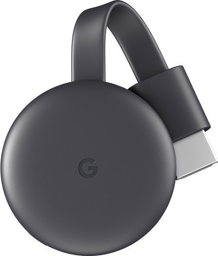 Google Chromecast 3rd Generation Streaming Media