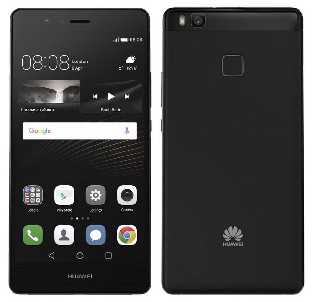 Huawei P9 Lite 4G 3GB RAM 16GB Black EU (Δώρο Tempered Glass + Θήκη)