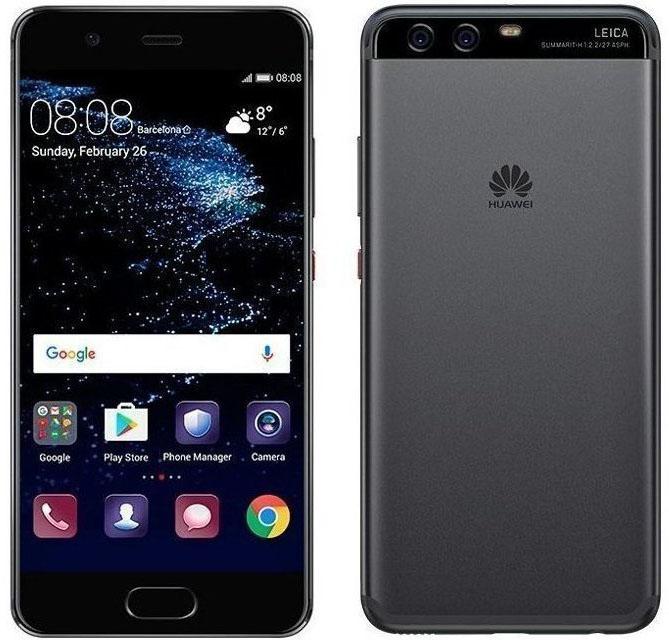 Huawei P10 4G 64GB Graphite Black EU
