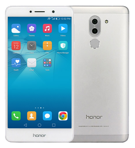 Huawei Honor 6x Dual 32GB Silver EU