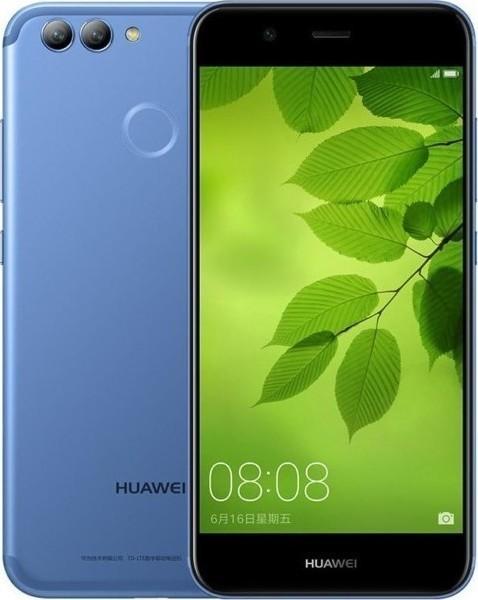 Huawei Nova 2 64GB Dual Aurora Blue EU  (Δώρο Tempered Glass)