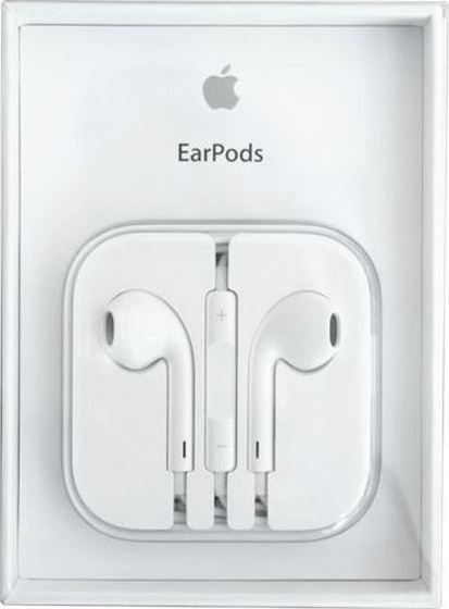 Apple EarPods with Remote and Mic MD827ZM Retail