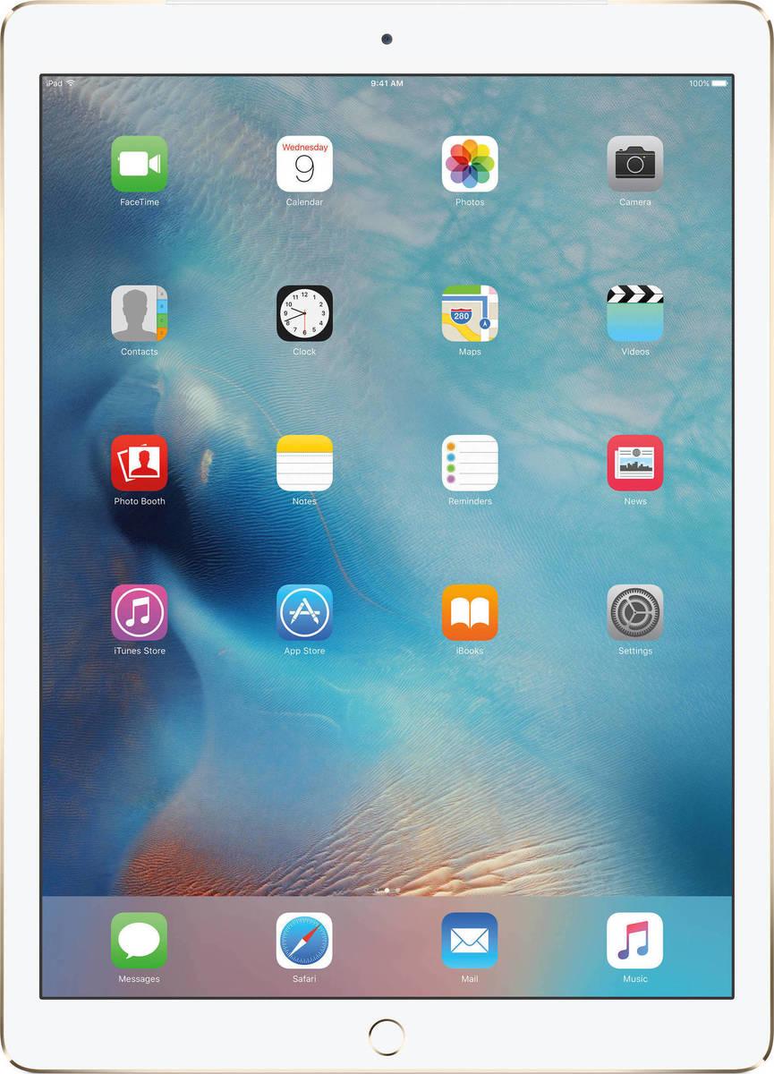 "Apple iPad Pro 12.9"" WiFi and Cellular 128GB Gold EU"