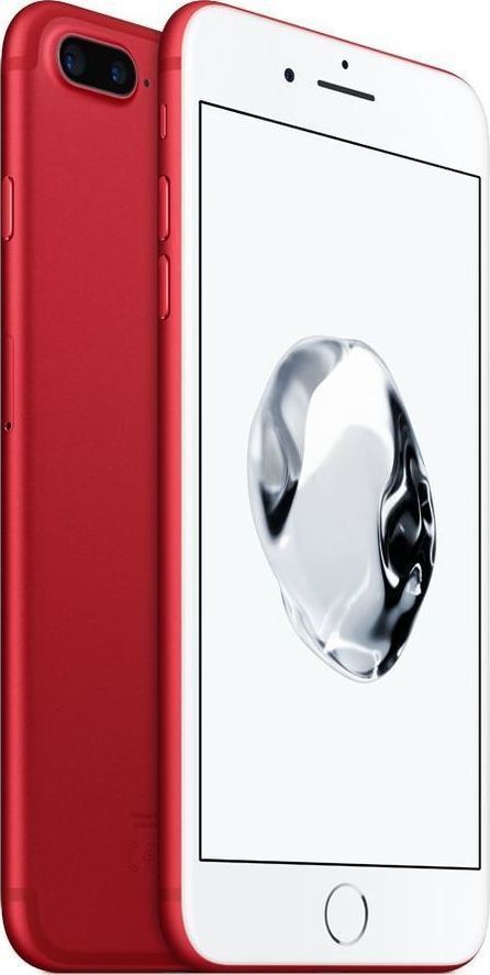 Apple iPhone 7 Plus 128GB Red EU (Δώρο Tempered Glass + Θήκη)