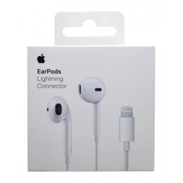 Apple EarPods Lightning Blister MMTN2ZM/A