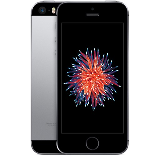 Apple iPhone SE 32GB Space Grey EU (Δώρο Tempered Glass + Θήκη)