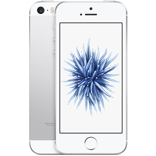 Apple iPhone SE 32GB Silver EU (Δώρο Tempered Glass + Θήκη)