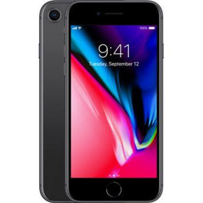 Apple iPhone 8 64GB Space Grey EU (Δώρο Tempered Glass + Θήκη) Πληρωμή έως 12 δόσεις